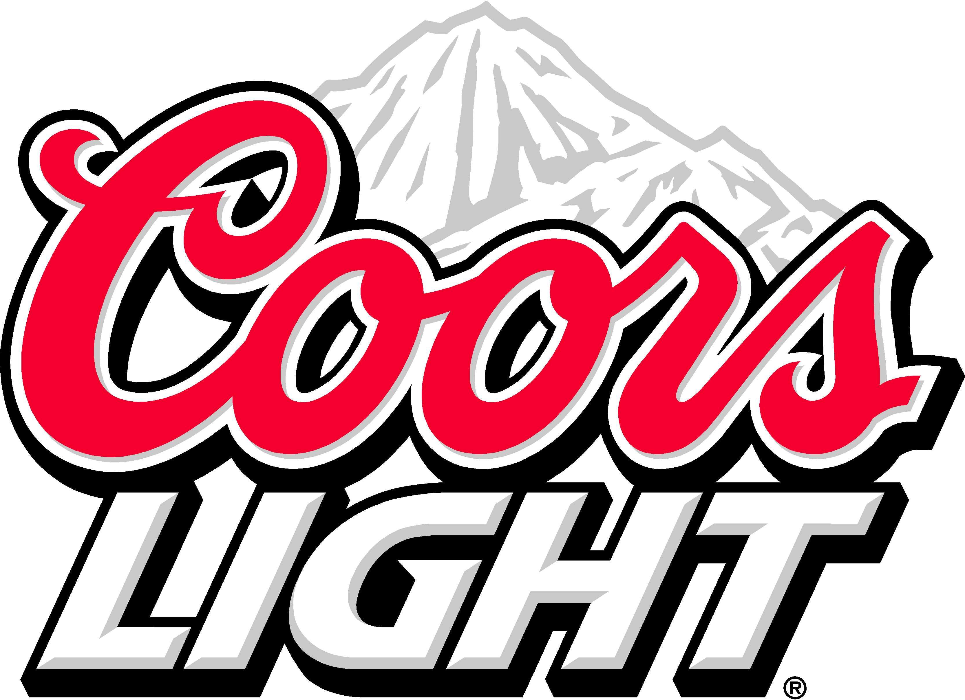 Coors_Light_Logo.jpg 3,332×2,419 pixels Cake Pinterest
