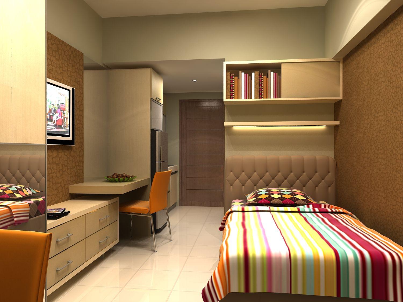 Ide Desain Apartemen Studio Terpopuler » Gambar 1 ♥ Home