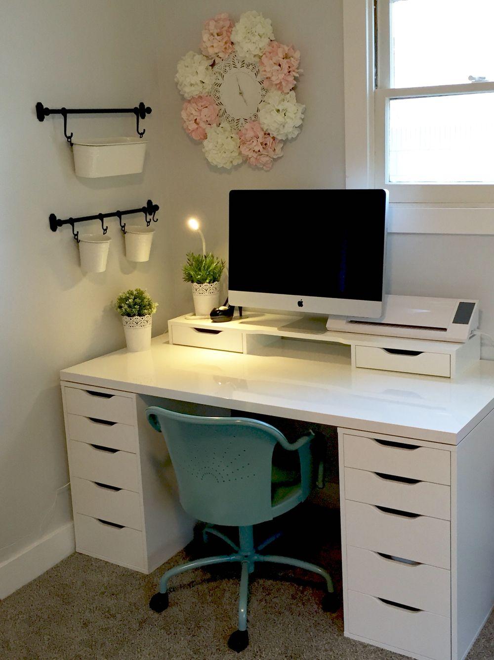 The 25 Best Ikea Alex Desk Ideas On Pinterest Desks