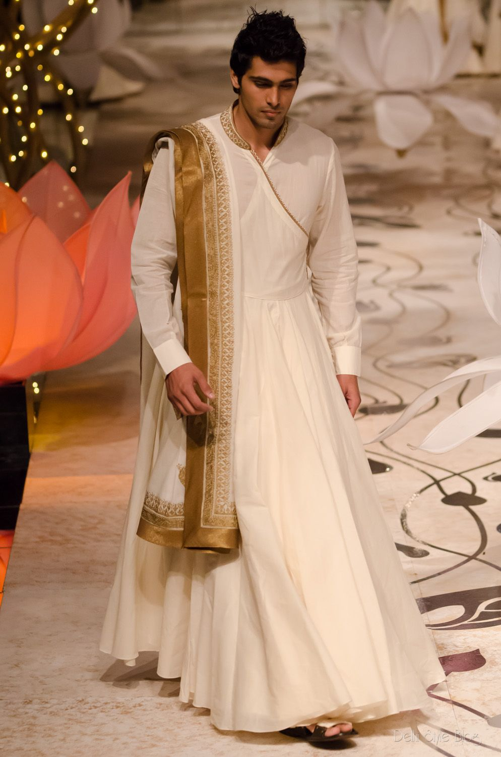 Rohit Bal India Bridal Fashion Week 2013 (x) male outfit