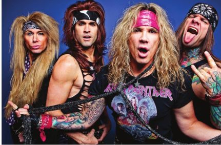 Image result for 80s metal fashion