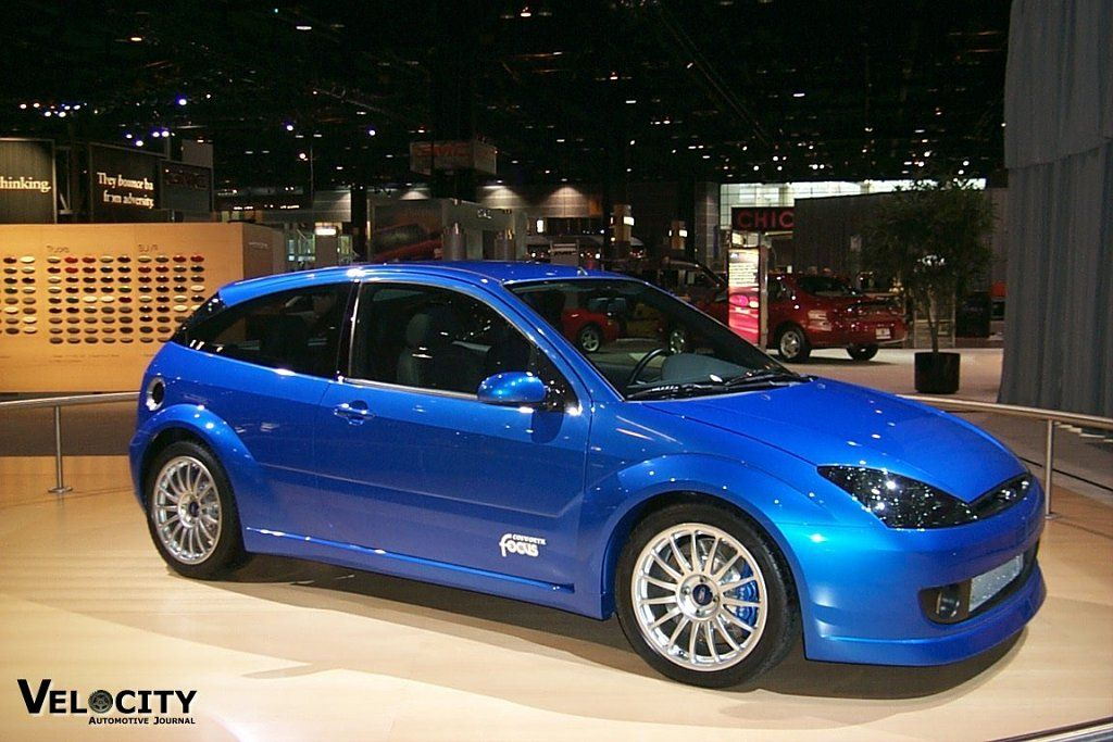 Ford Focus Cosworth mk1 Concept ST