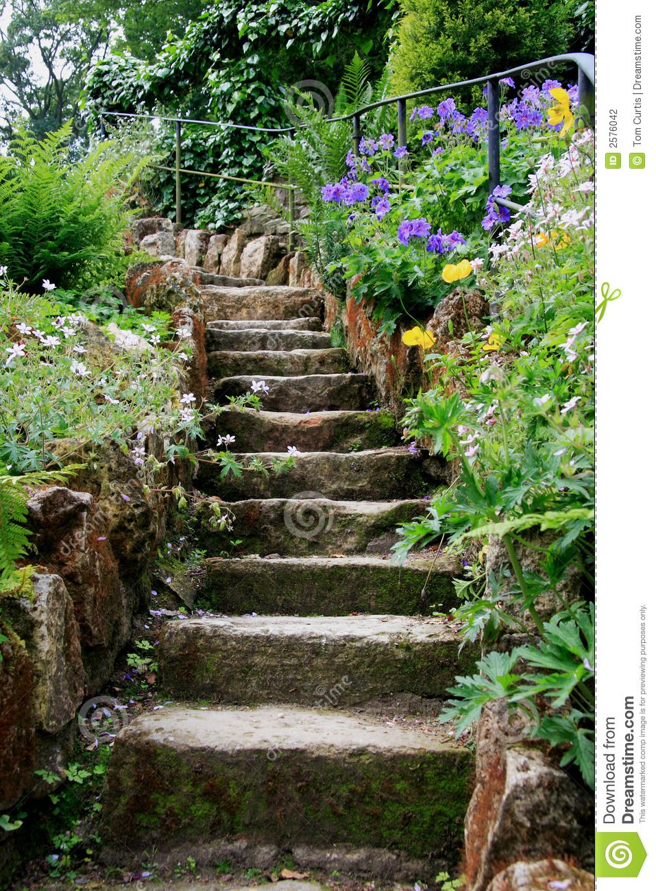 garden stones steps Google Search Stone Walls and