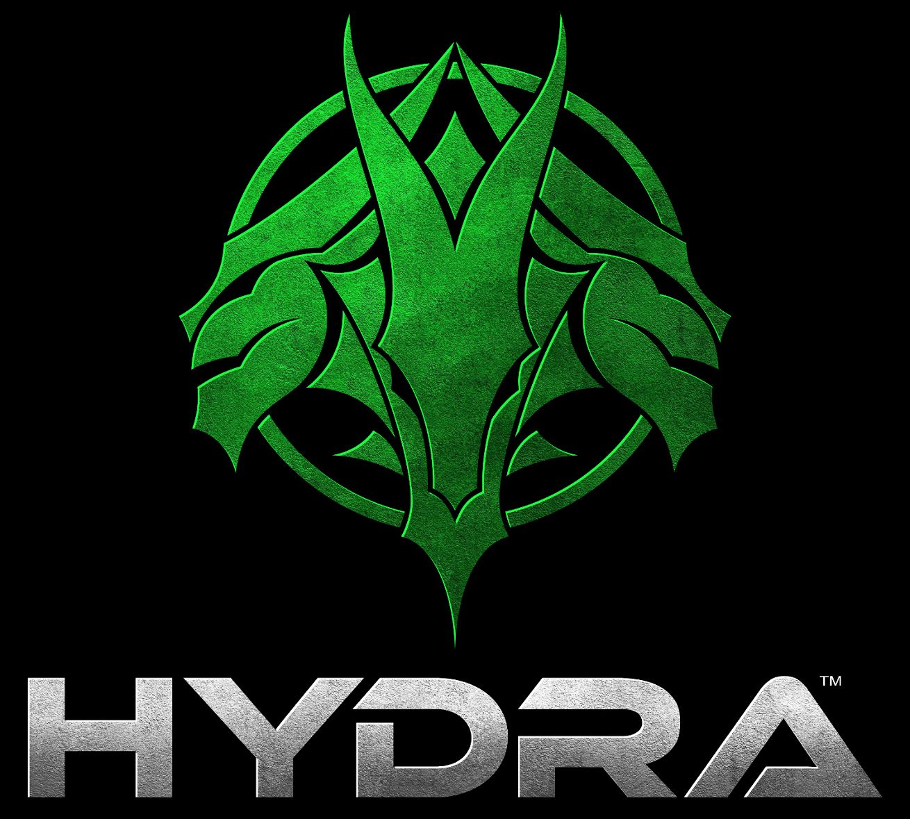 Hydra logo V1 JPEG file small Badge This! Pinterest