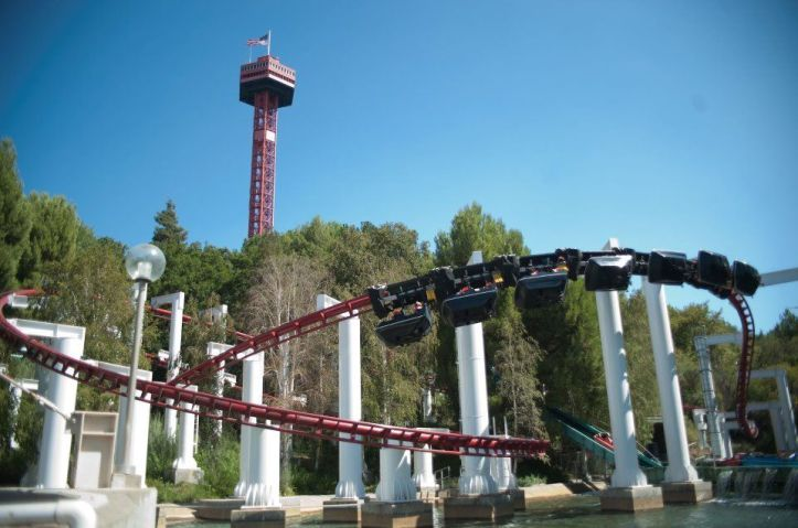 Image result for ninja six flags magic mountain