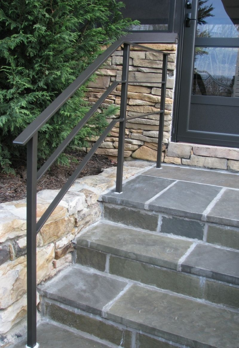 Wrought Iron Handrail Design Hand Rail Outdoor Steps Pinterest At The Top Style And | Wrought Iron Railings For Outside Steps