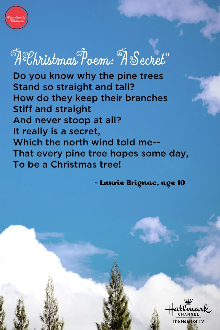 This Christmas Poem Is So Beautiful And Written By A 10