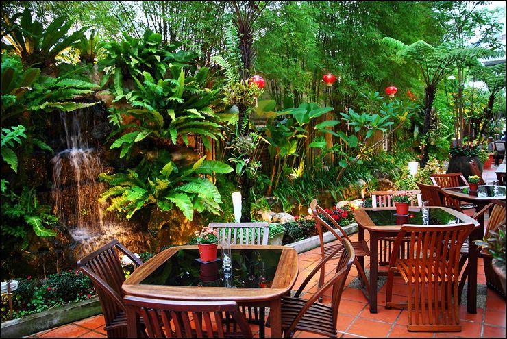Ferringhi Garden Restaurant, Penang malaysia Pinterest