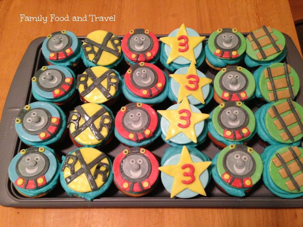 Best 25 Thomas Cupcakes Ideas
