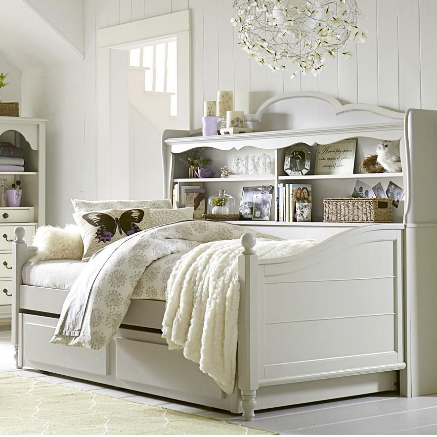 Inspirations By Wendy Bellissimo Twin Westport Bookcase