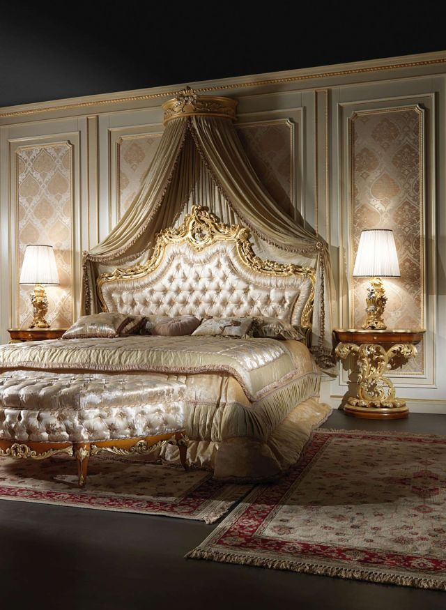 Prestige Collection Classic luxury bedroom
