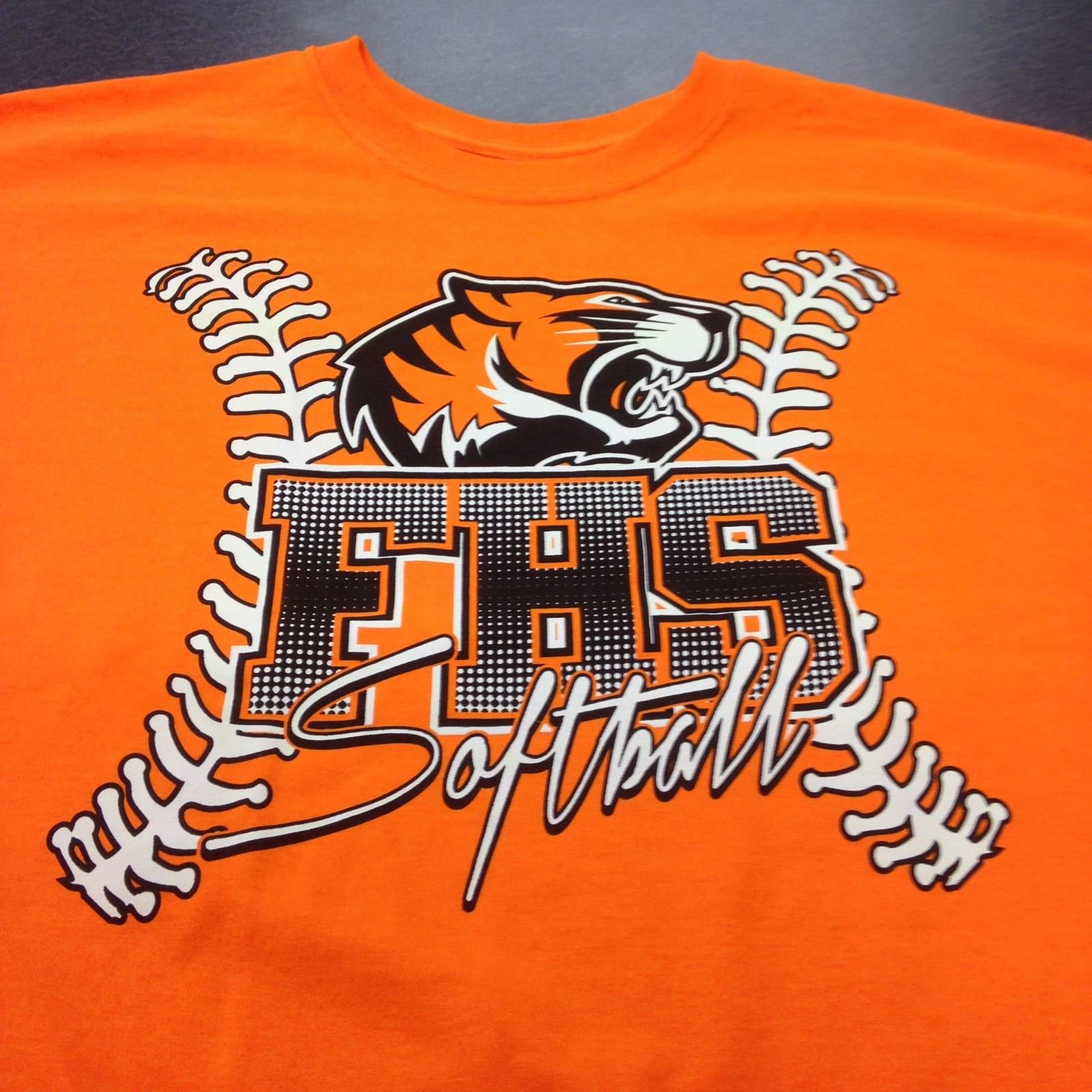 Softball tshirts fayettevillehigh tennessee Screen