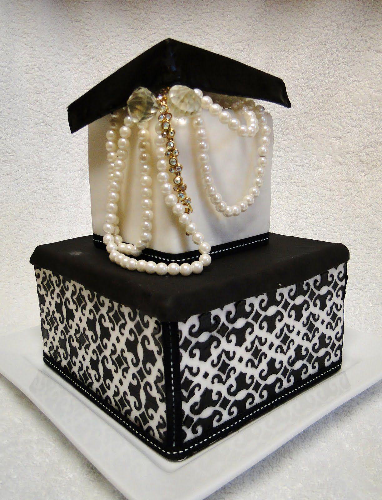 Gift Box A cake for a classy woman! Description