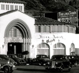 Image result for thelma todd'S SIDEWALK CAFE