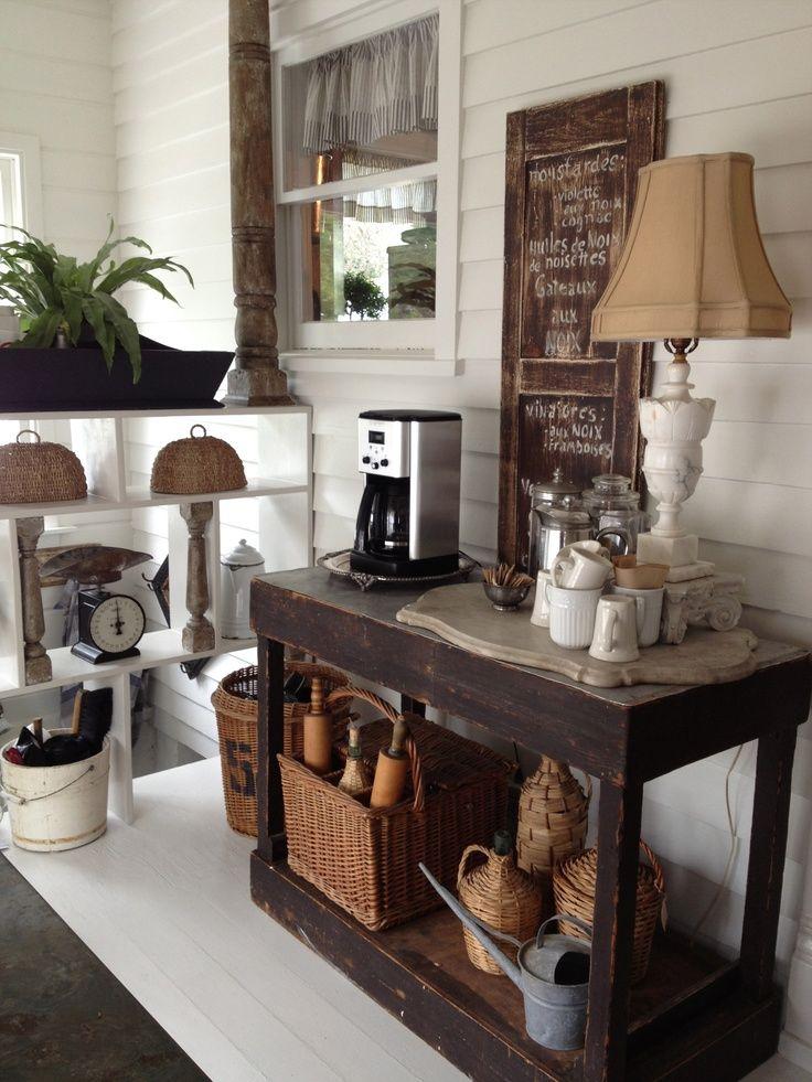 Coffee Bar Ideas for Your Kitchen 24.jpg Killer Kitchens