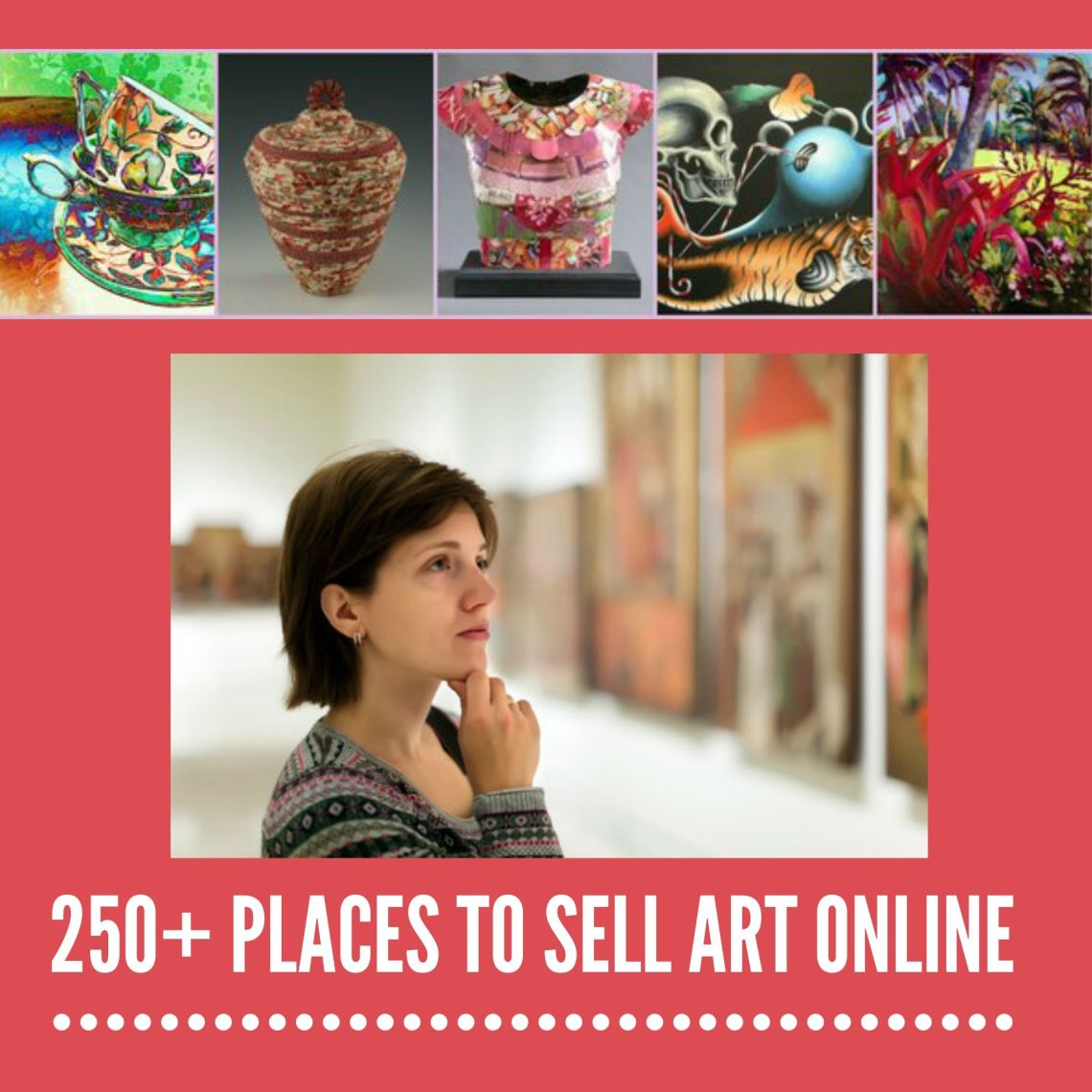 Biggest Directory Of Places To Sell Your Art Or Handmade Work Online Free To Use