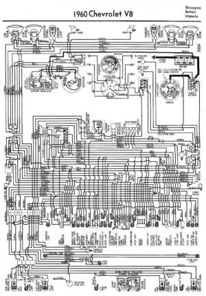 electricalwiringdiagramfor1960chevroletv8biscayne
