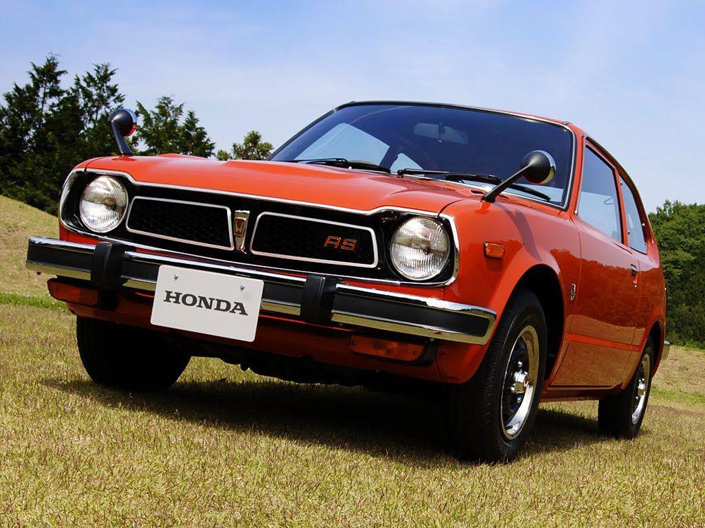 1970's Honda Civic RS JDM Classic Pinterest Honda