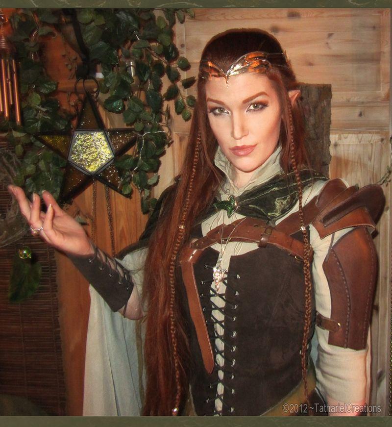 Wood Elf Costume myelvenkingdom costume for The Hobbit