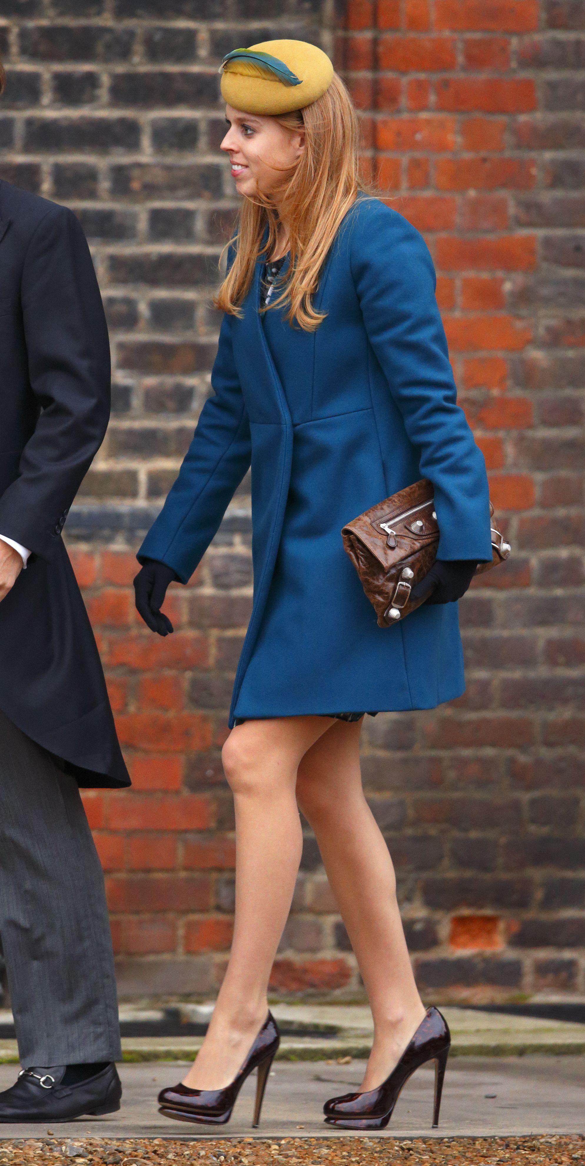 Who Needs a Tiara? Prince Harry's Girlfriend Wears a Crown
