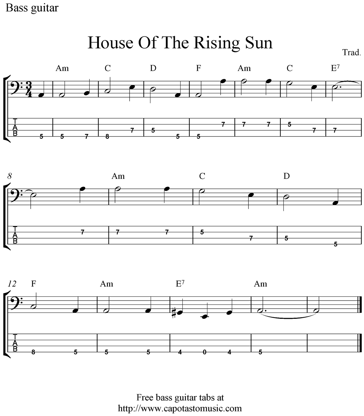 Free Sheet Music Beginner Recorder