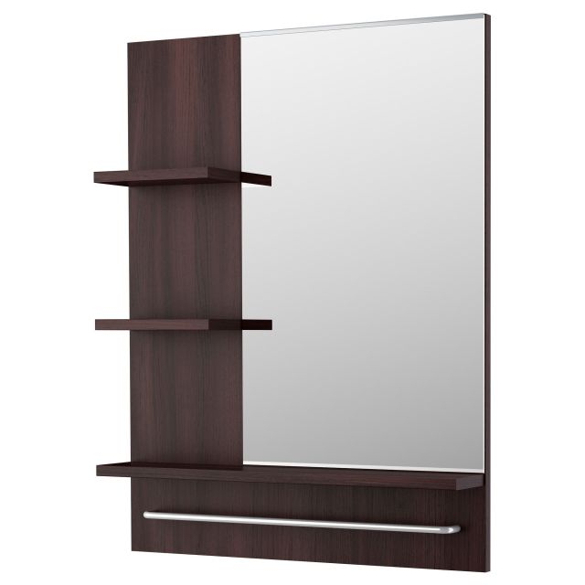 LILL…NGEN Mirror black brown