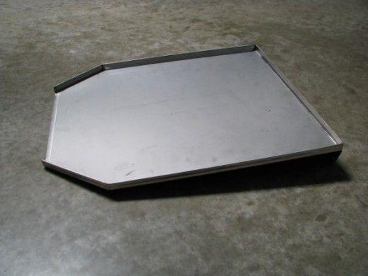 Aimish Stainless Drain Board $64.95. Drain Board Measures