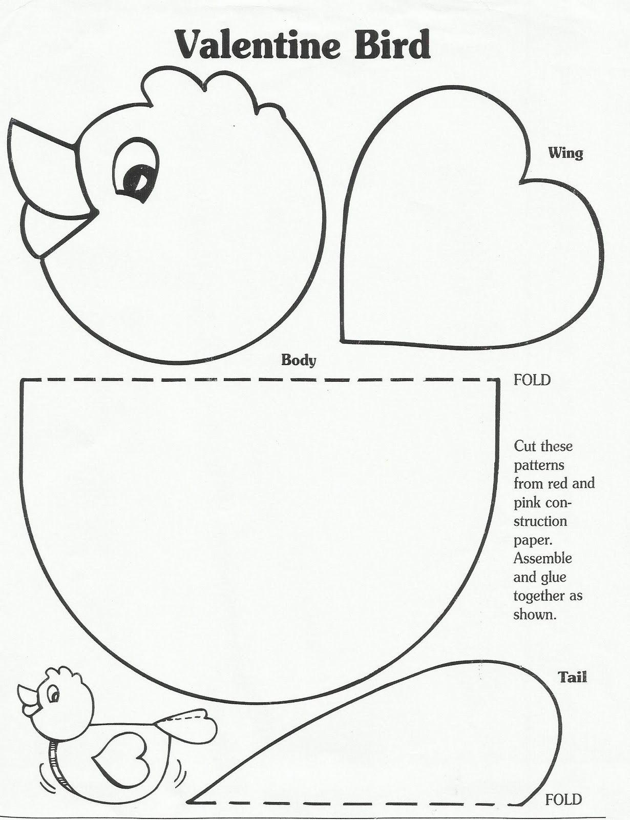 Valentine Bird