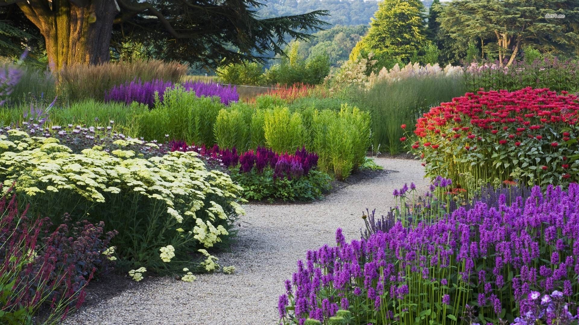 lanscape flowergarden Yahoo Image Search Results