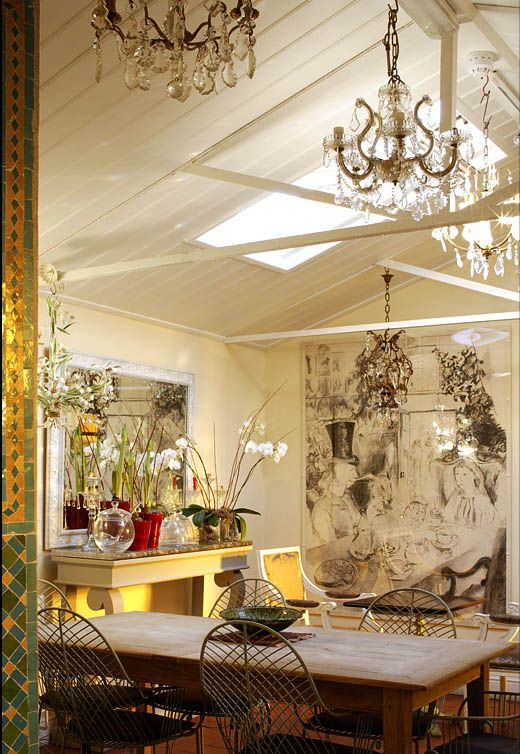 Le Chandelier In East Dulwich London Photo Pinned From Locations