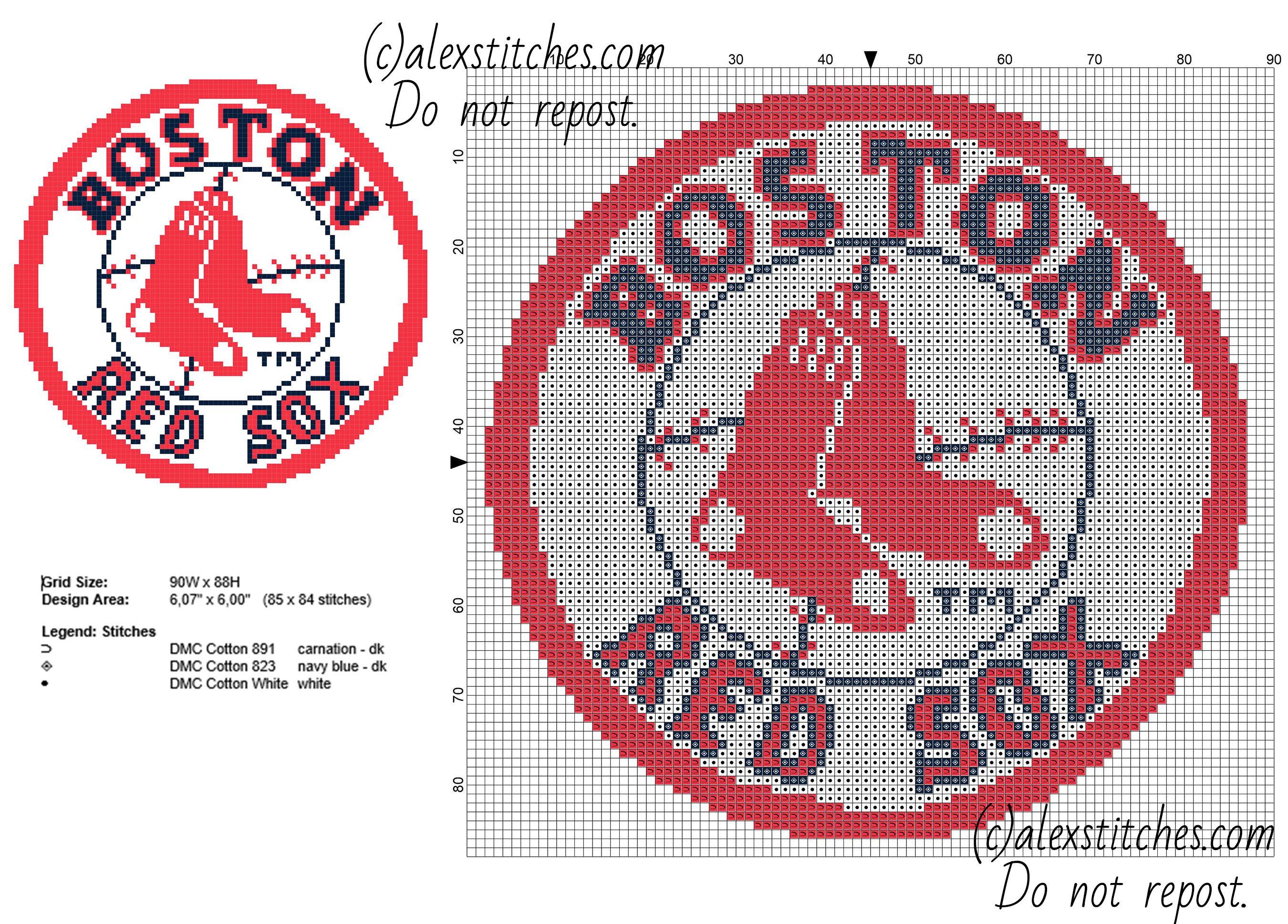Boston Red Sox Team Mlb Major League Baseball Logo Free