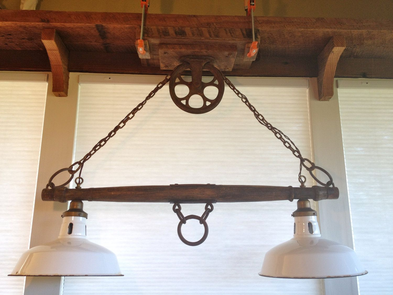 Yoke pulley light Pulley light and Pulley