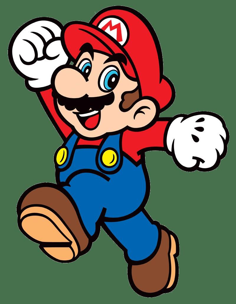 Mario hat and mustache for photobooth Birthday Mario