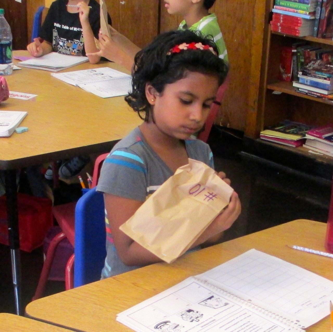 Free Lesson Plan Use Mystery Bags To Develop Observation And Inference Skills Supports Common