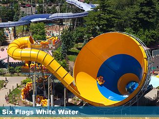 six flags white water atlanta