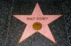 Resultado de imagem para hollywood sidewalk stars walt disney