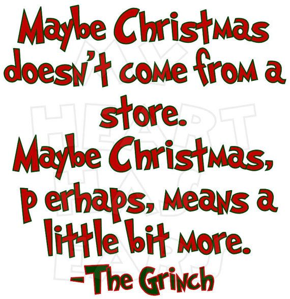 Printable DIY How The Grinch Stole Christmas By MyHeartHasEars 500 THE Networking Team On