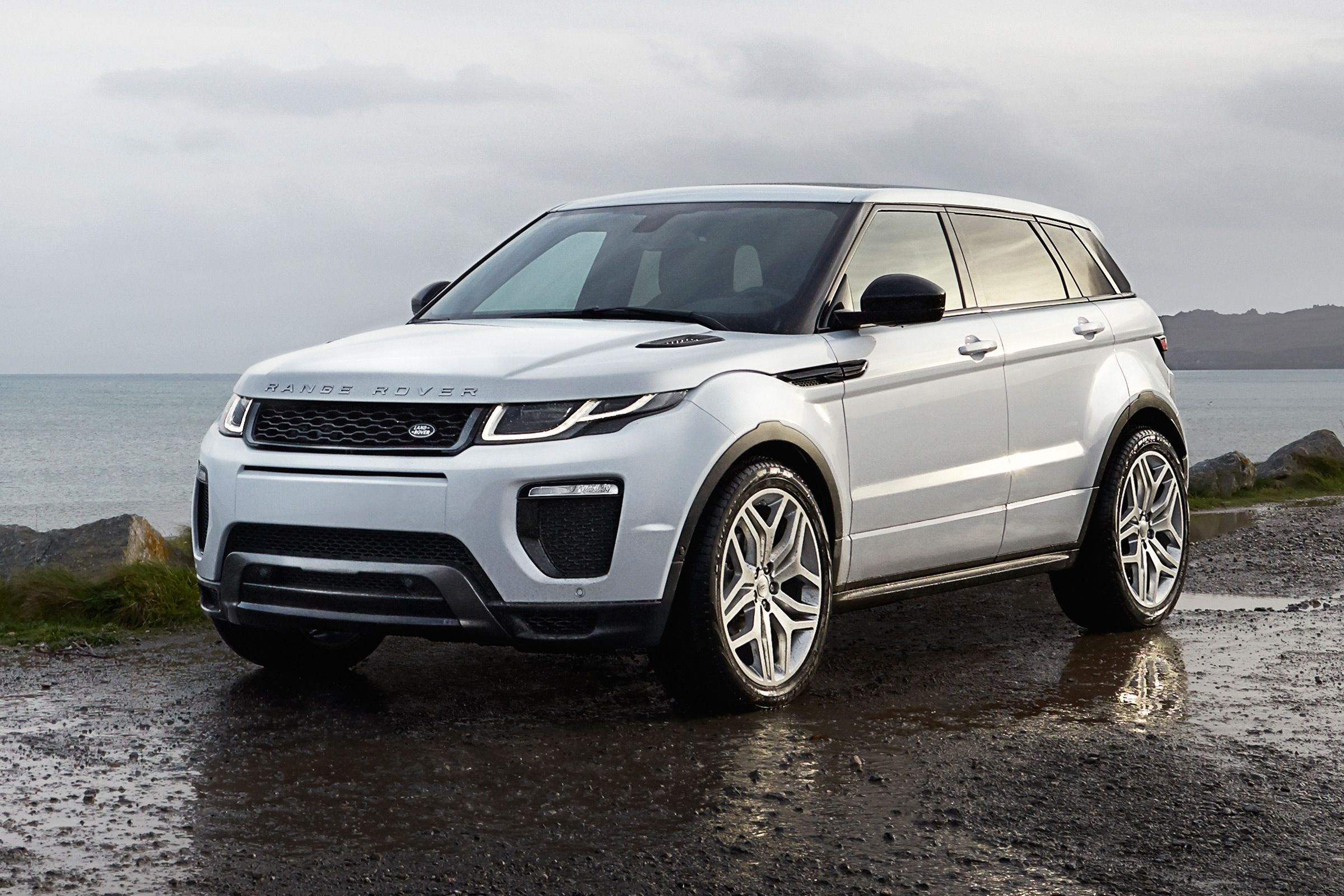Range Rover Evoque Vossen CVT Awesome machines