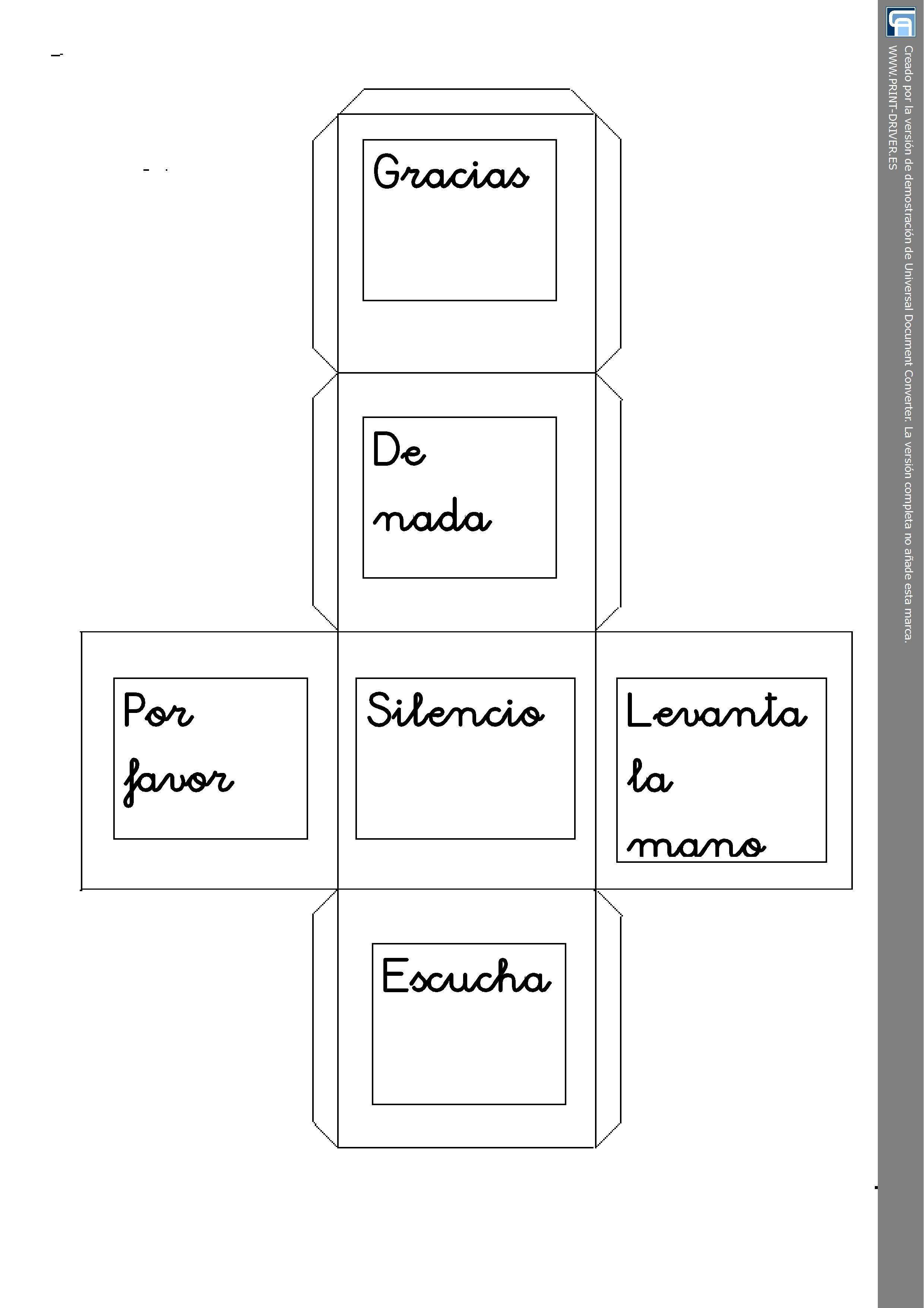 Dice Spanish Greetings Worksheet Personal Teaching Resources Esl Instructions Students Will