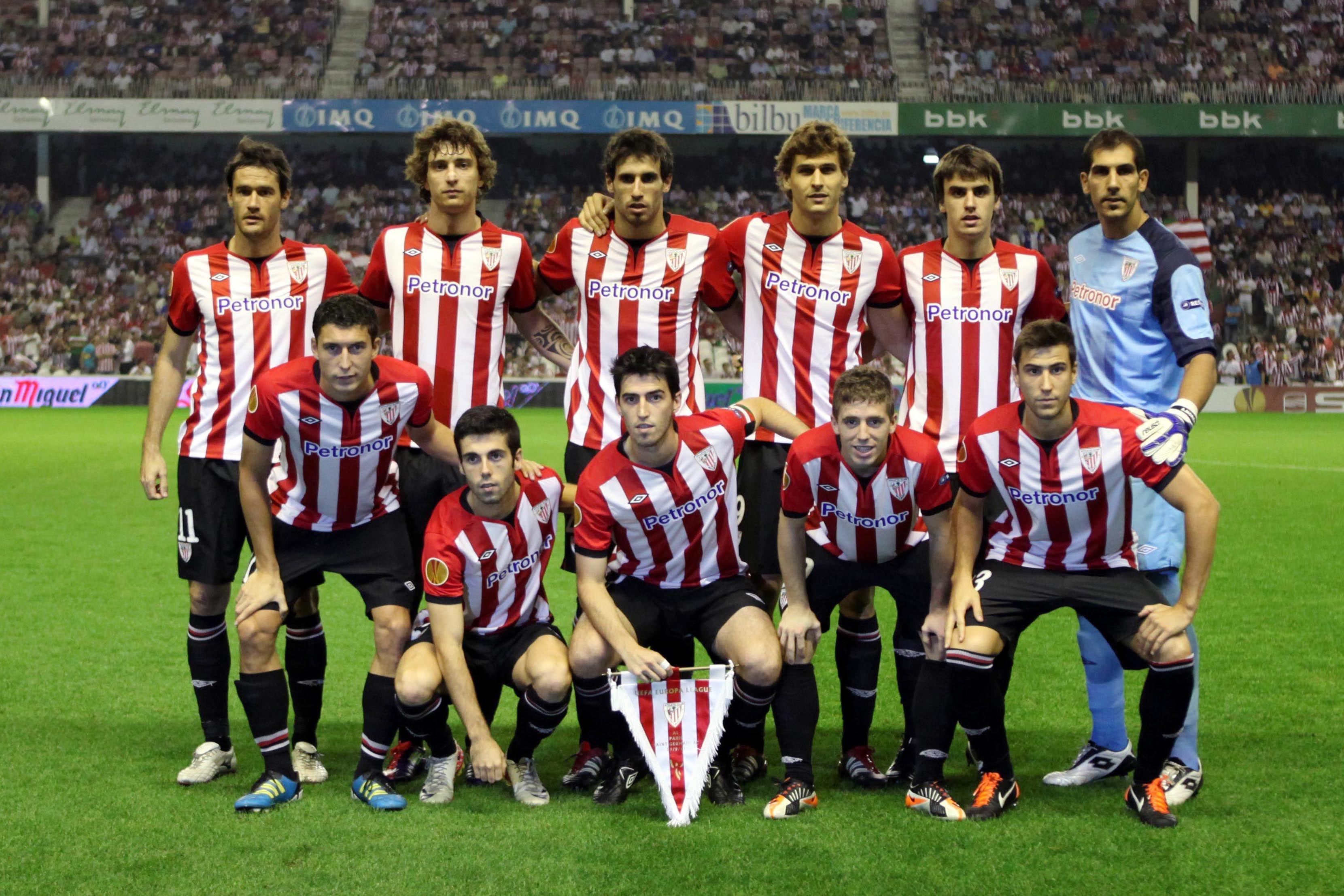 El Athletic Club de Bilbao de Fernando Llorente dirigido