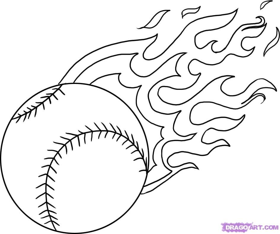 1000 images about have a ball coloring on pinterest baseball