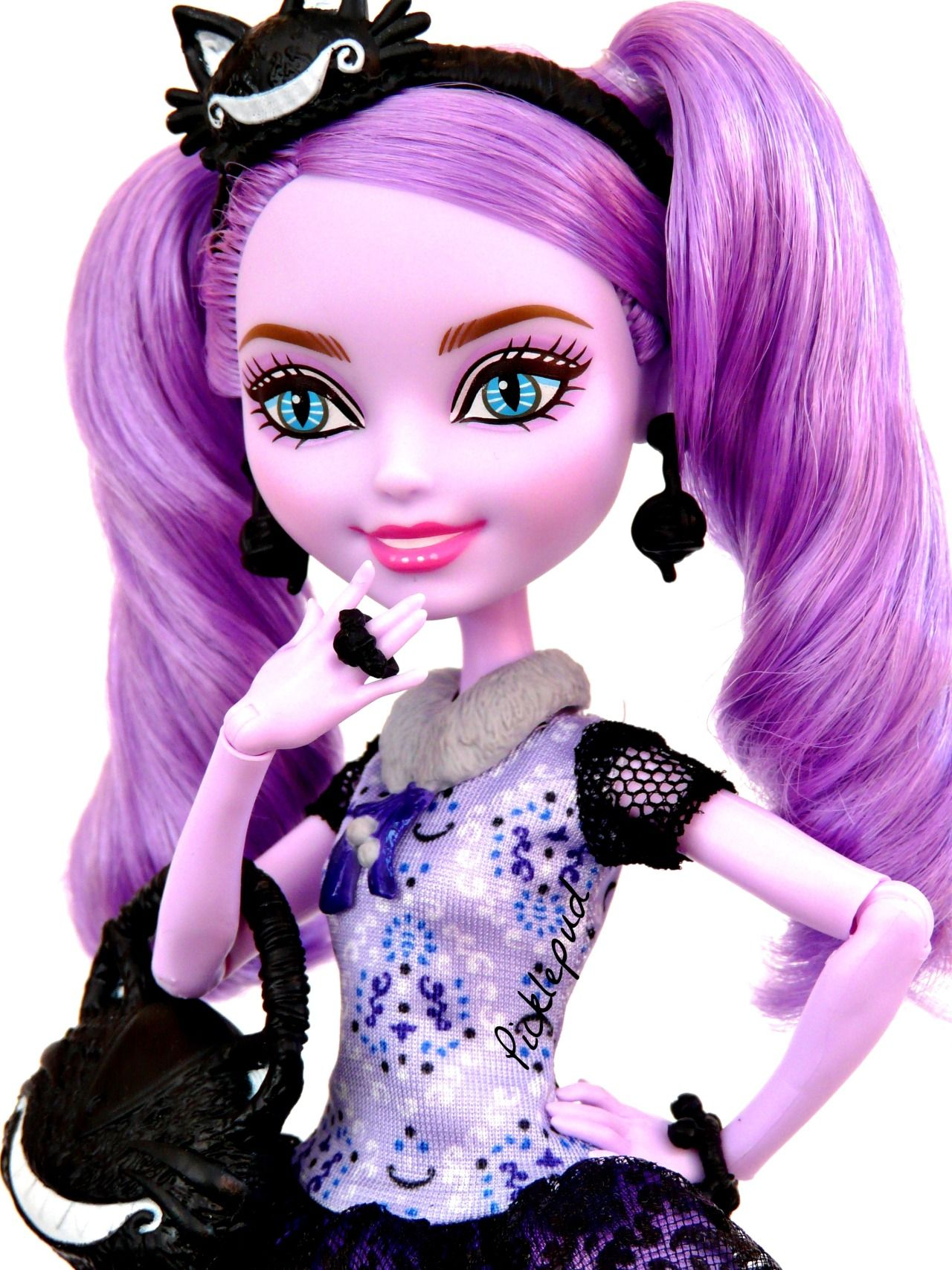 Ever After High Kitty Cheshire By Picklepud Ever After