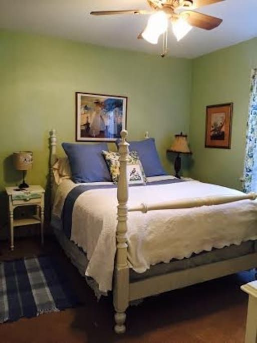 Bedroom With Comfy Queen Size Bed Prescott Az Airbnb