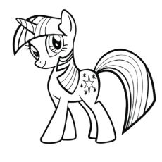 Top 25 My Little Pony Coloring Pages Your Toddler Will Love