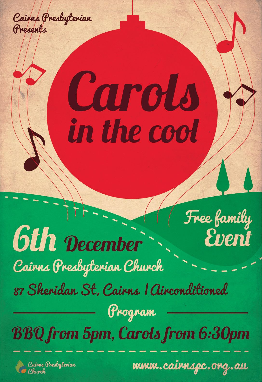 Carols Service Ad (used a template) Designs Pinterest