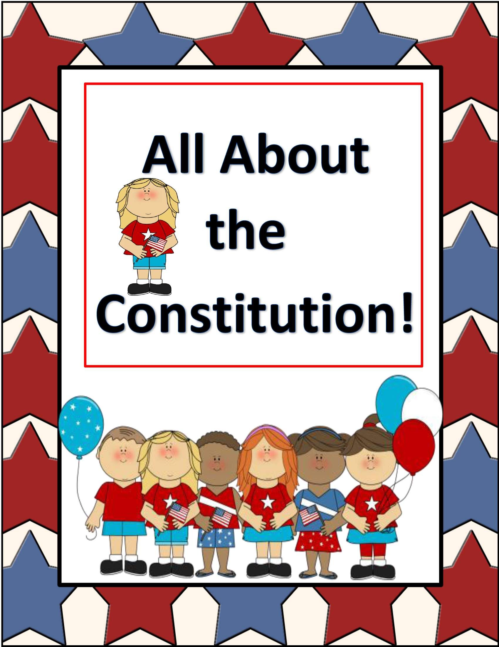 Publishers Tech Girl All About The Constitution Interactive Powerpoint Amp Activities