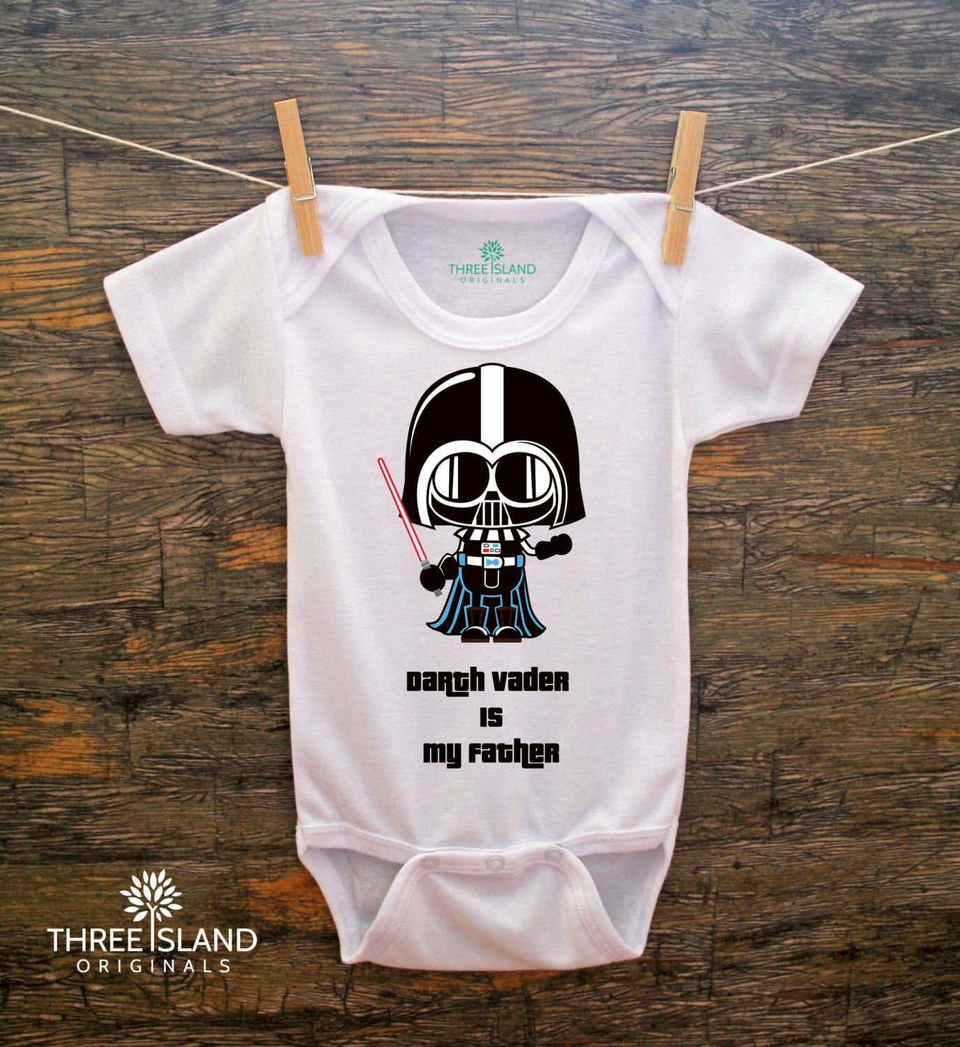 Cute And Funny Onesie For Baby Boy Or Girl