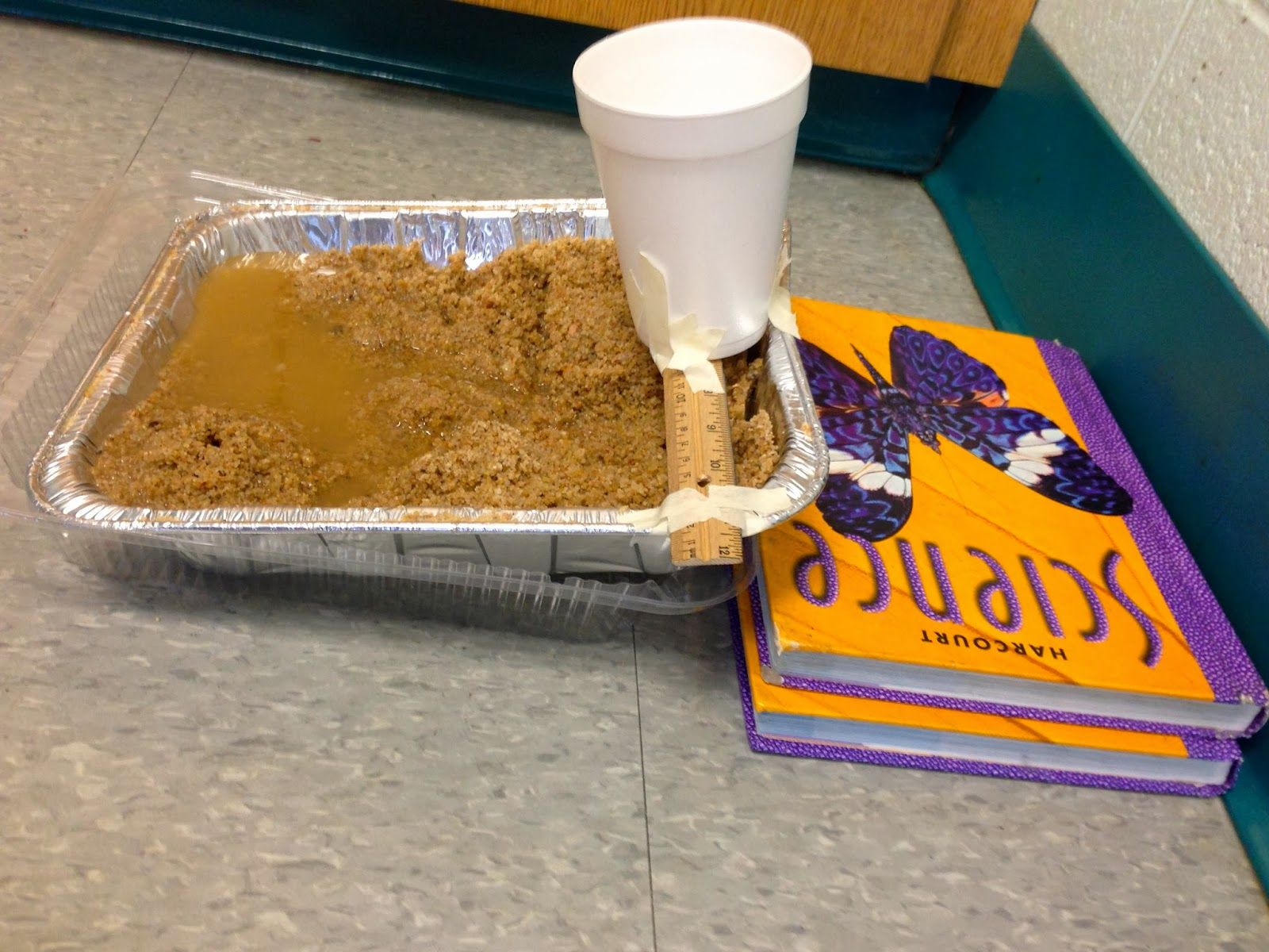 Erosion And Landforms Science Lab A Free Lab Sheet With Directions And Questions For Students