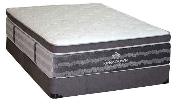 Kingsdown Select Collection Luxurious Latex Mattresses