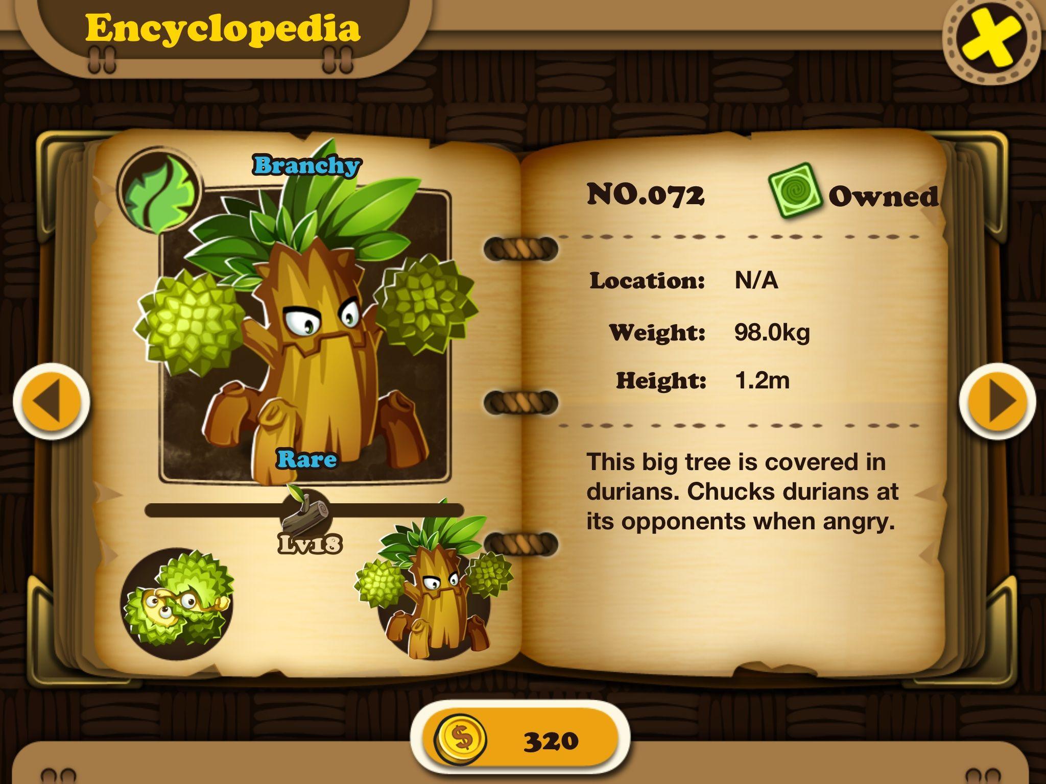 Haypi monster Game UI Pinterest Monsters, Game ui